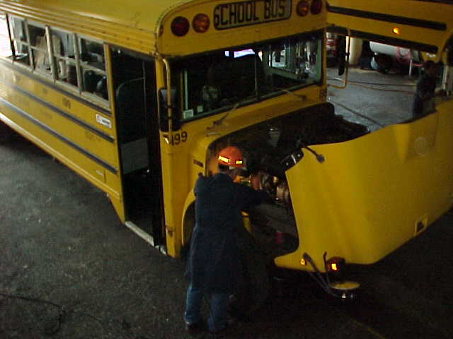Bus Inspection